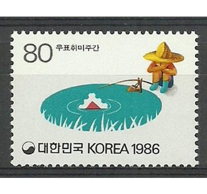 Znaczek Korea Południowa 1986 Mi 1487 Czyste **