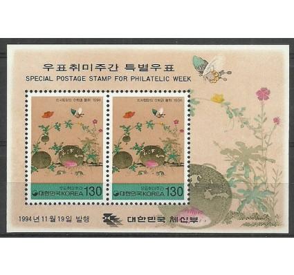 Znaczek Korea Południowa 1994 Mi bl 601 Czyste **