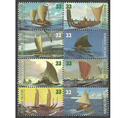 Znaczek Wyspy Marshalla 1999 Mi 1128-1135 Czyste **