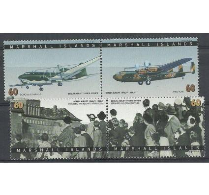 Znaczek Wyspy Marshalla 1998 Mi 975-978 Czyste **