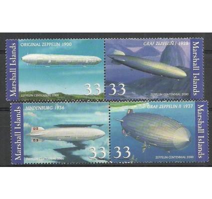 Znaczek Wyspy Marshalla 2000 Mi 1366-1369 Czyste **