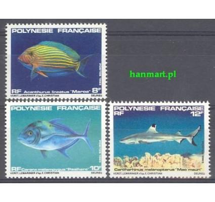 Polinezja Francuska 1983 Mi 369-371 Czyste **