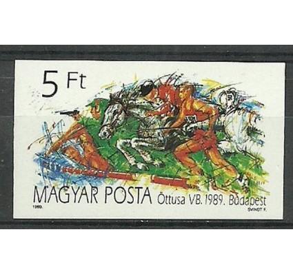 Znaczek Węgry 1989 Mi 4040B Czyste **