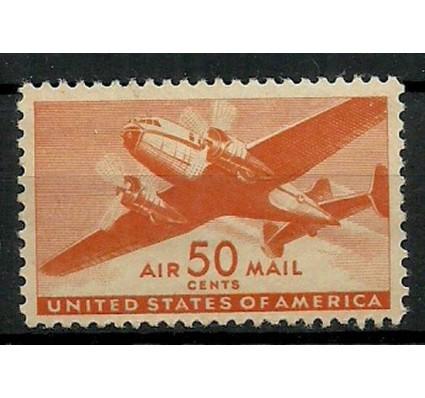 Znaczek USA 1941 Mi 506 Czyste **
