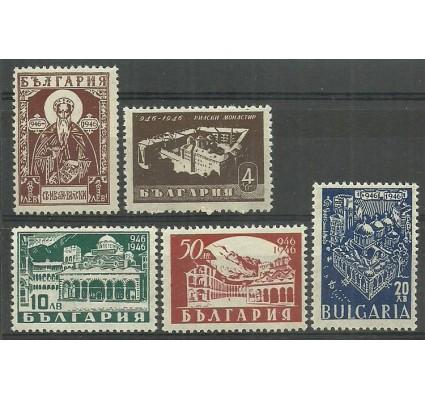 Znaczek Bułgaria 1946 Mi 559-563 Czyste **