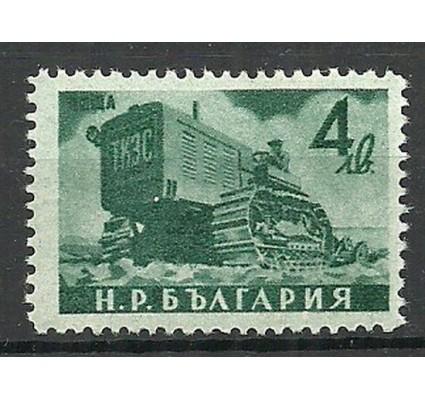 Znaczek Bułgaria 1950 Mi 728D Czyste **