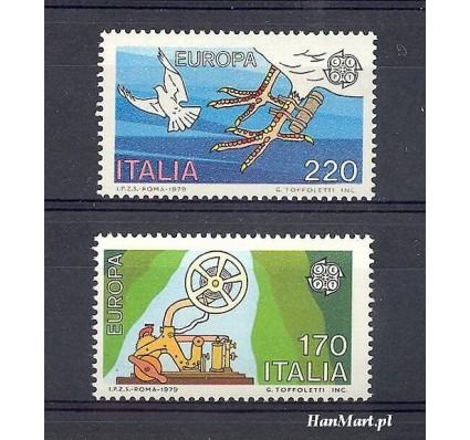 Znaczek Włochy 1979 Mi 1657-1658 Czyste **