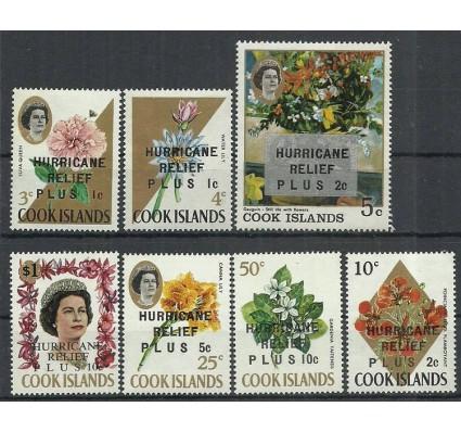 Znaczek Wyspy Cooka 1968 Mi 182-188 Czyste **