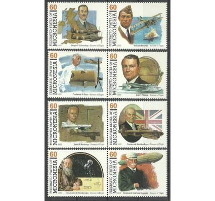 Znaczek Mikronezja 1995 Mi 440-447 Czyste **