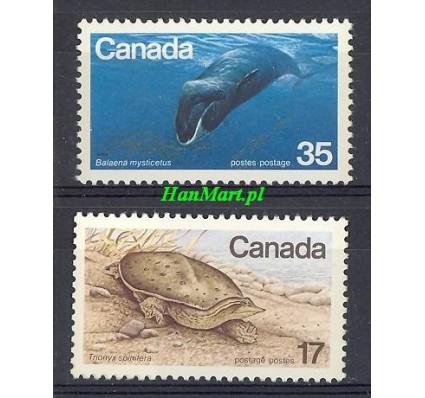Kanada 1979 Mi 722-723 Czyste **