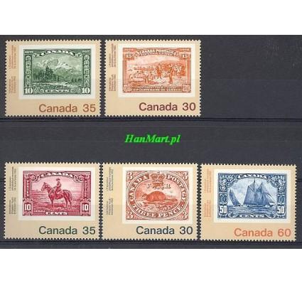 Znaczek Kanada 1982 Mi 822-826 Czyste **