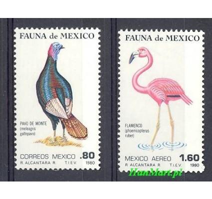 Meksyk 1980 Mi 1705+1707 Czyste **