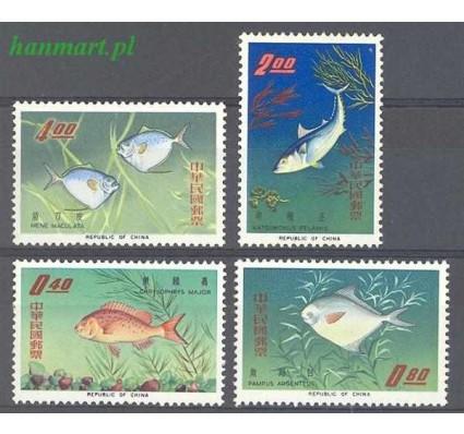 Znaczek Tajwan 1965 Mi 576-579 Czyste **