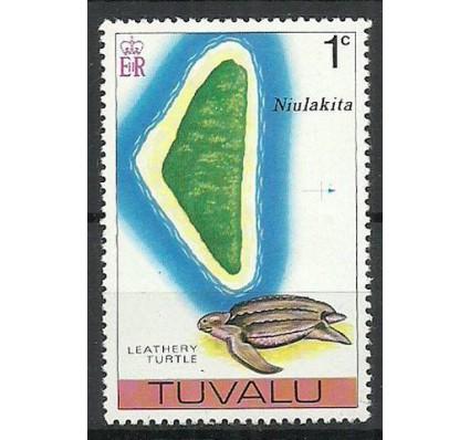 Znaczek Tuvalu 1976 Mi 23Y Czyste **