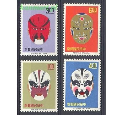 Tajwan 1966 Mi 591-594 Czyste **