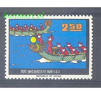 Tajwan 1966 Mi 603 Czyste **