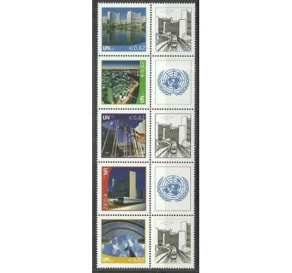 Znaczek Narody Zjednoczone Wiedeń 2011 Mi 719-723 Czyste **