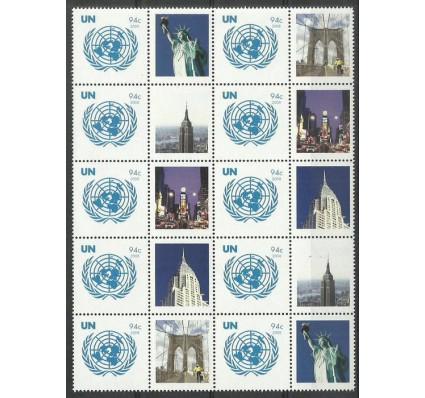 Znaczek Narody Zjednoczone Nowy Jork 2008 Mi zwa1096 Czyste **