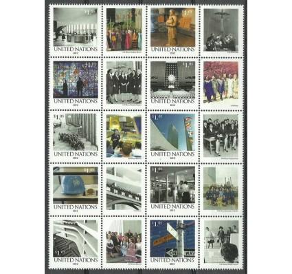 Znaczek Narody Zjednoczone Nowy Jork 2012 Mi zwa1284-1293 Czyste **