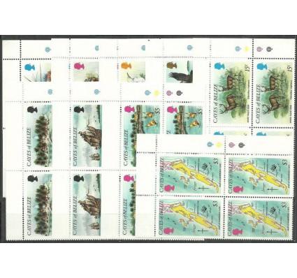 Znaczek Belize 1984 Mi 1-9 Czyste **