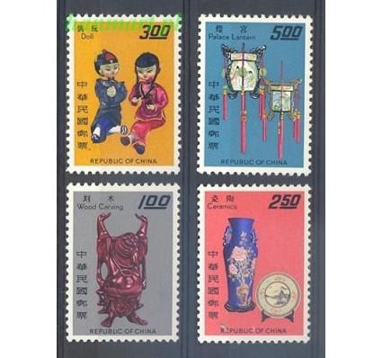 Tajwan 1967 Mi 633-636 Czyste **