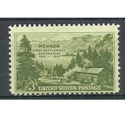 Znaczek USA 1951 Mi 617 Czyste **