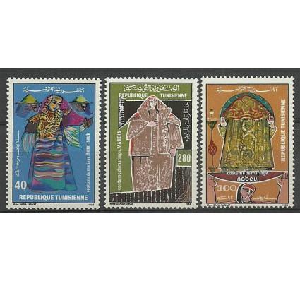 Znaczek Tunezja 1986 Mi 1120-1122 Czyste **