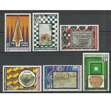 Znaczek Tunezja 1986 Mi 1125-1130 Czyste **