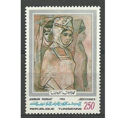 Znaczek Tunezja 1986 Mi 1131 Czyste **