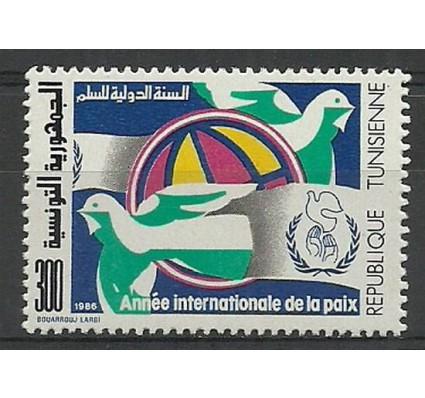 Znaczek Tunezja 1986 Mi 1132 Czyste **