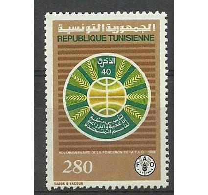 Znaczek Tunezja 1986 Mi 1133 Czyste **