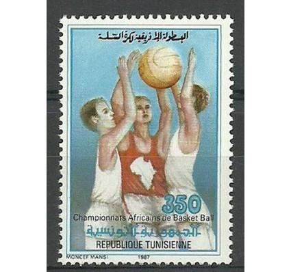 Znaczek Tunezja 1987 Mi 1155 Czyste **