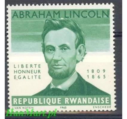 Rwanda 1965 Czyste **