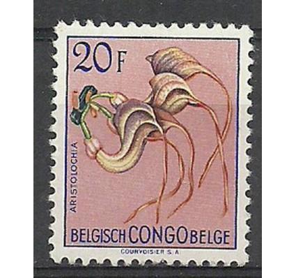 Znaczek Kongo Belgijskie 1952 Mi 314 Czyste **