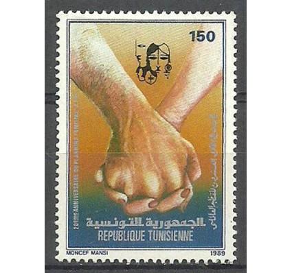 Znaczek Tunezja 1989 Mi 1192 Czyste **