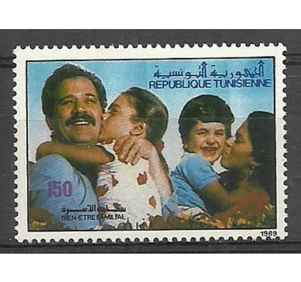 Znaczek Tunezja 1989 Mi 1193 Czyste **