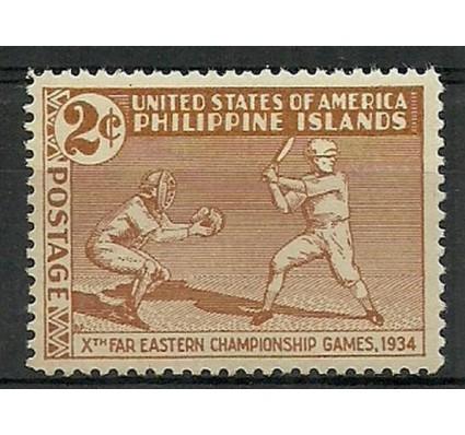Znaczek Filipiny 1934 Mi 355 Czyste **