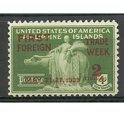 Znaczek Filipiny 1939 Mi 427 Czyste **