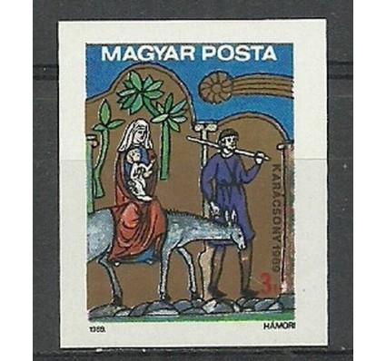 Znaczek Węgry 1989 Mi 4054B Czyste **