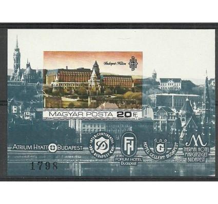 Znaczek Węgry 1984 Mi bl174B Czyste **