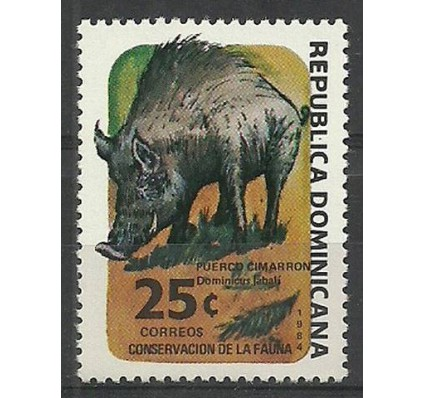 Znaczek Dominikana 1984 Mi 1433 Czyste **