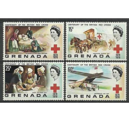 Znaczek Grenada 1970 Mi 379-382 Czyste **
