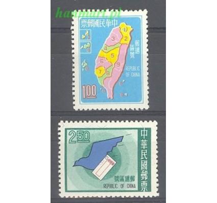Tajwan 1970 Mi 795-796 Czyste **