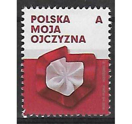 Znaczek Polska 2018 Mi 4988 Fi 4838 Czyste **