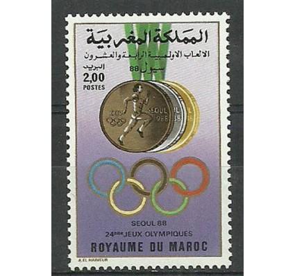 Znaczek Maroko 1988 Mi 1142 Czyste **