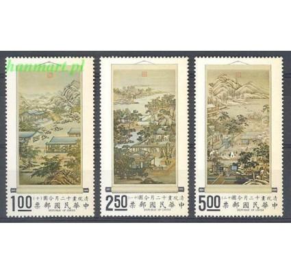Tajwan 1970 Mi 797-799 Czyste **