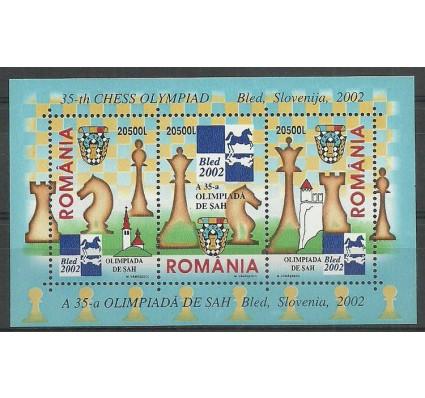 Znaczek Rumunia 2000 Mi bl 324 Czyste **