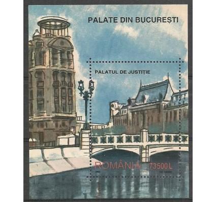 Znaczek Rumunia 2003 Mi bl 327 Czyste **