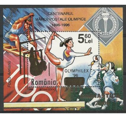 Znaczek Rumunia 2006 Mi bl 387 Czyste **