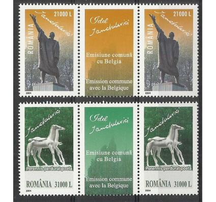 Znaczek Rumunia 2004 Mi 5863-5864 Czyste **